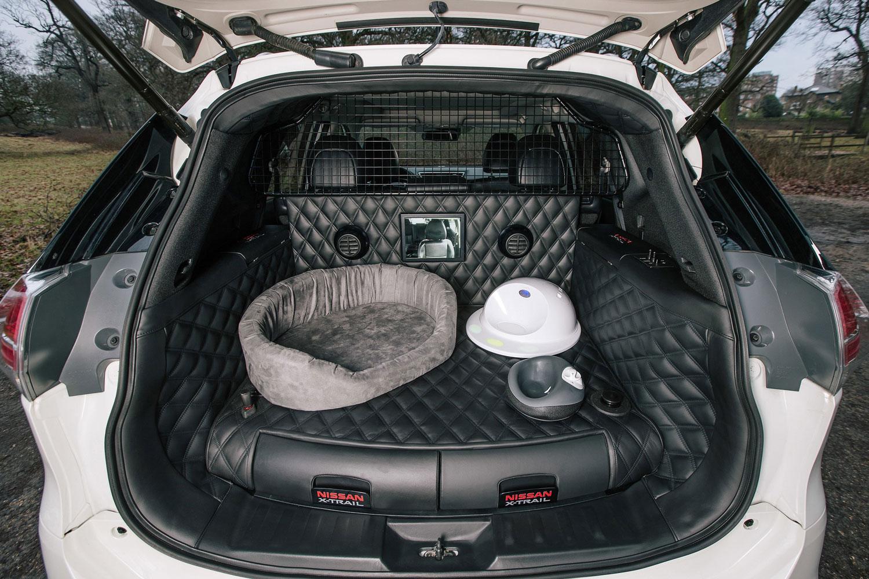 2017 nissan x trail 4dogs nissan. Black Bedroom Furniture Sets. Home Design Ideas