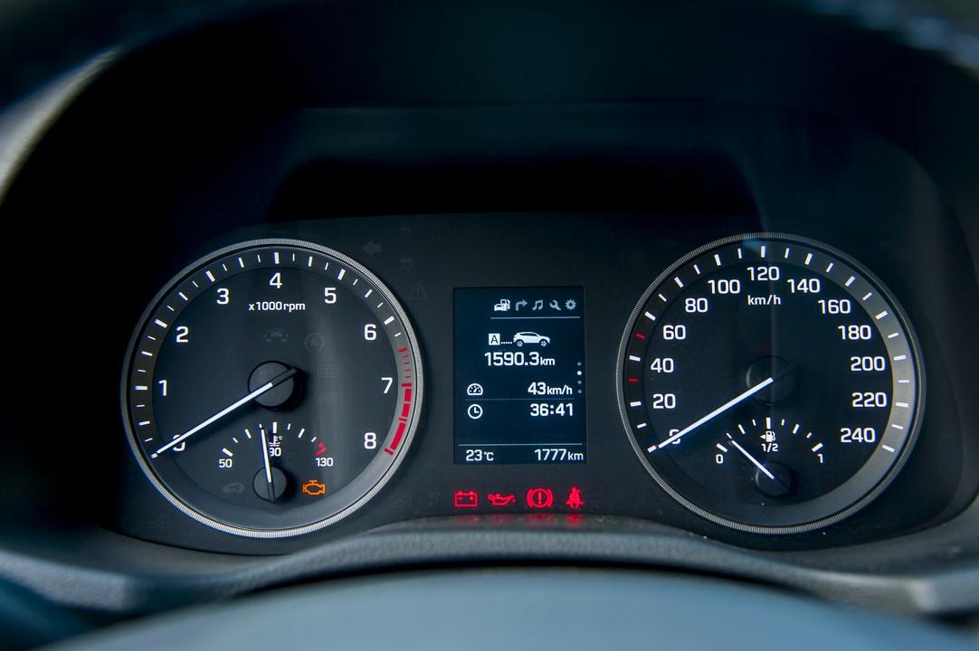Δοκιμάζουμε το νέο Hyundai Tucson 1.6T 177 PS 4WD 2018 ...