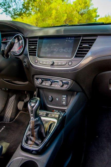 26+1 Pics για το νέο Opel Crossland Χ 1.2 T 110 PS