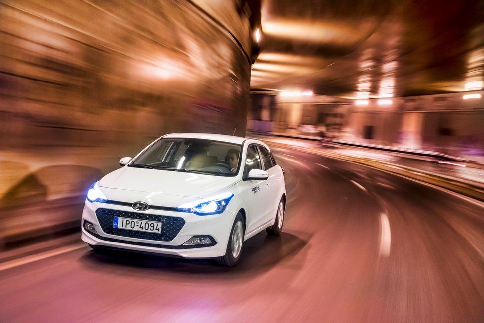 ΔΟΚΙΜΗ: Hyundai i20 1.1 CRDi 75 PS