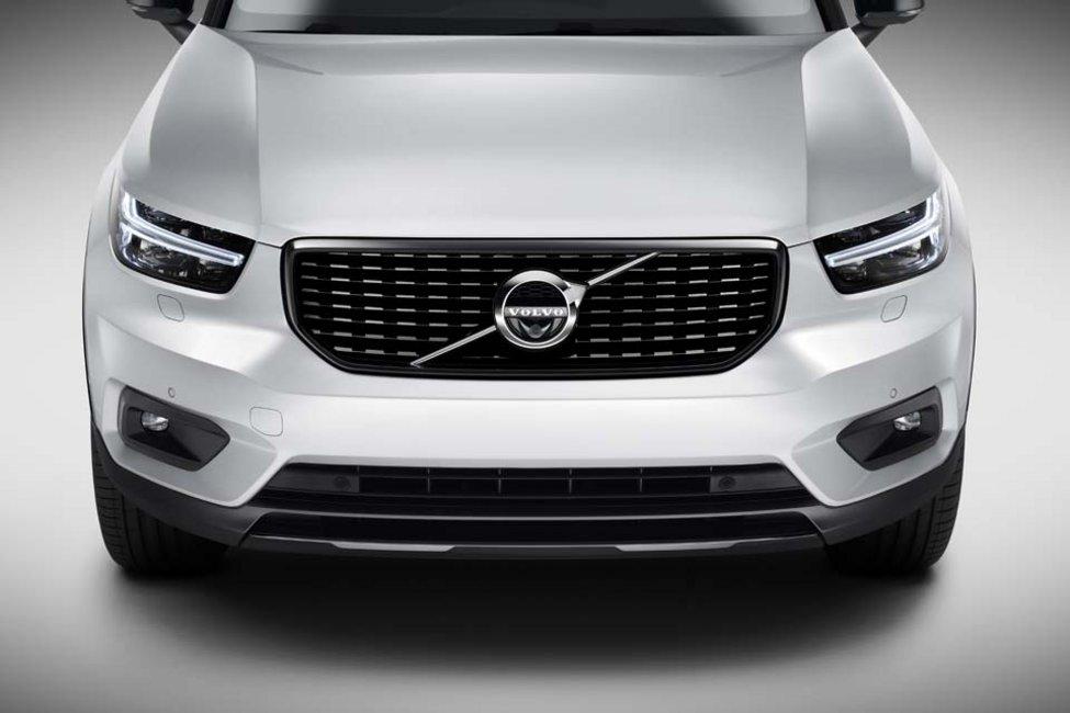 Ανακαλύψτε το νέο Volvo XC40 (photos)