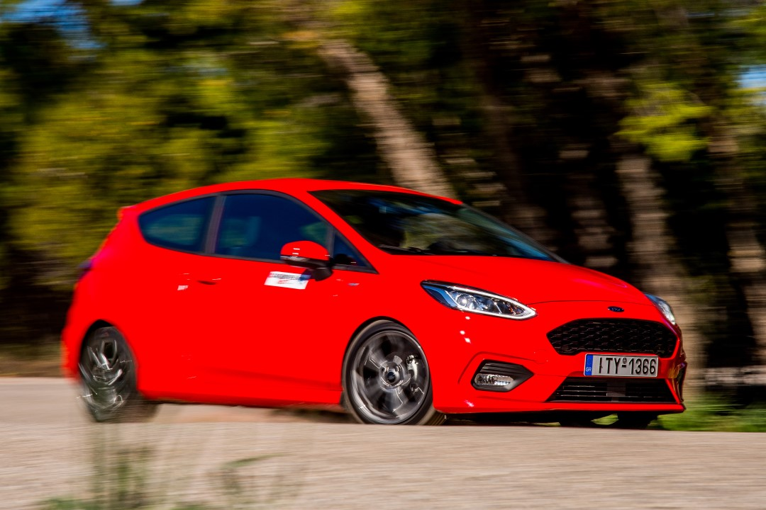 test drive: ford fiesta 1.0 ecoboost st-line 140 ps 2017 ford fiesta