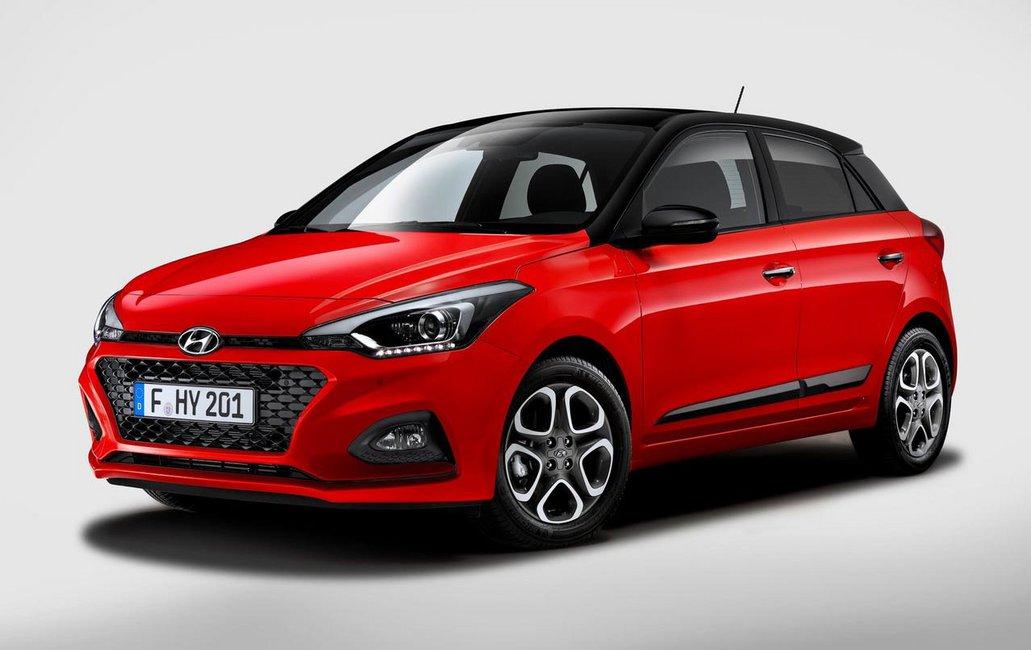 Η Hyundai ανανεώνει το δημοφιλές i20