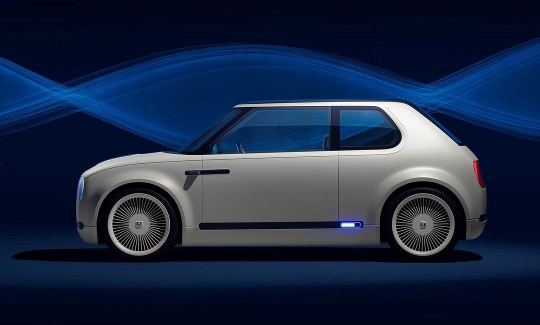 H Honda ετοιμάζεται για το πρώτο της EV στην Ευρώπη