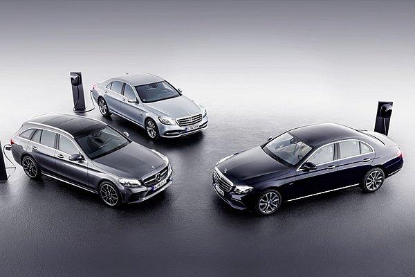 Δέκα νέα plug-in υβριδικά από την Mercedes-Benz μέσα στο 2019