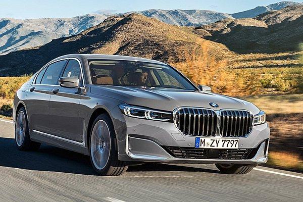 Τα μοντέλα της BMW στη Γενεύη