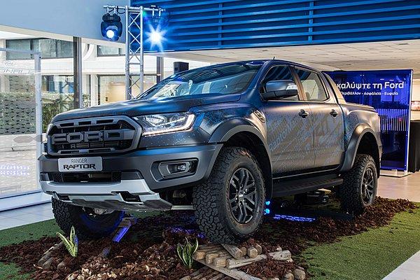 Αυτή είναι η τιμή του νέου Ford Ranger Raptor
