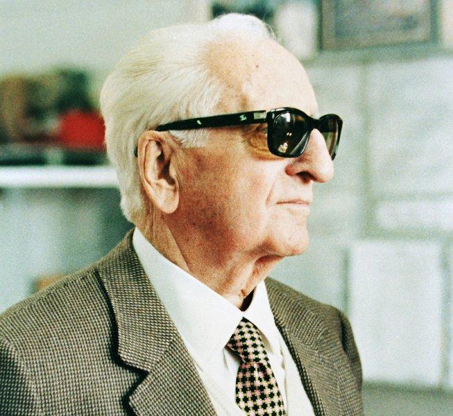 Enzo Ferrari. 1898-1988.