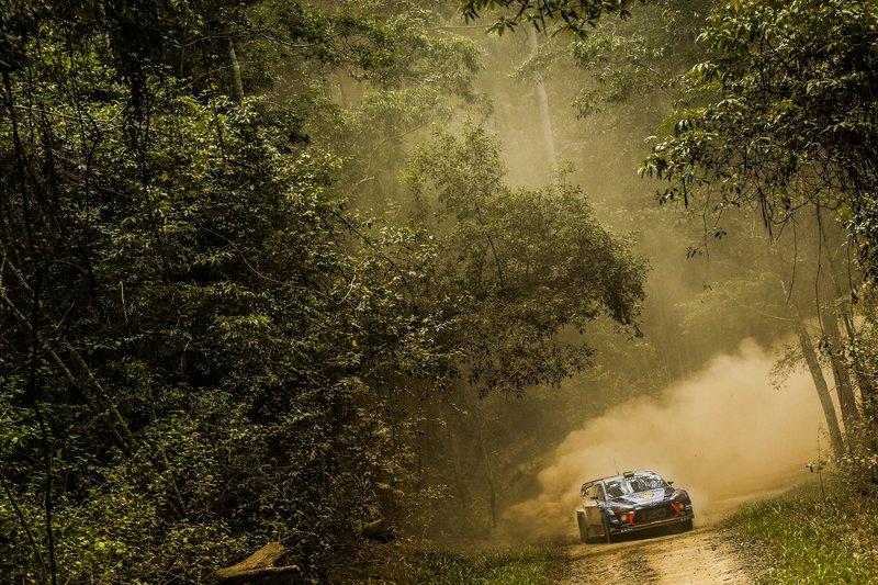 Πολλά στηρίζει η Hyundai για την πορεία της στο WRC στον Hayden Paddon.