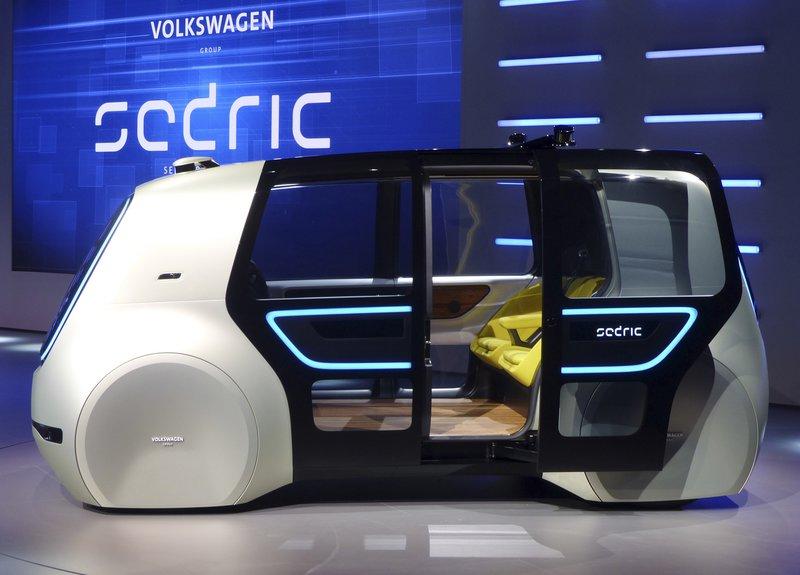 Volkswagen Sedric / AP