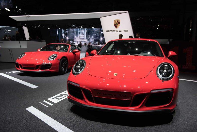 Porsche 911 GTS / © gims.swiss