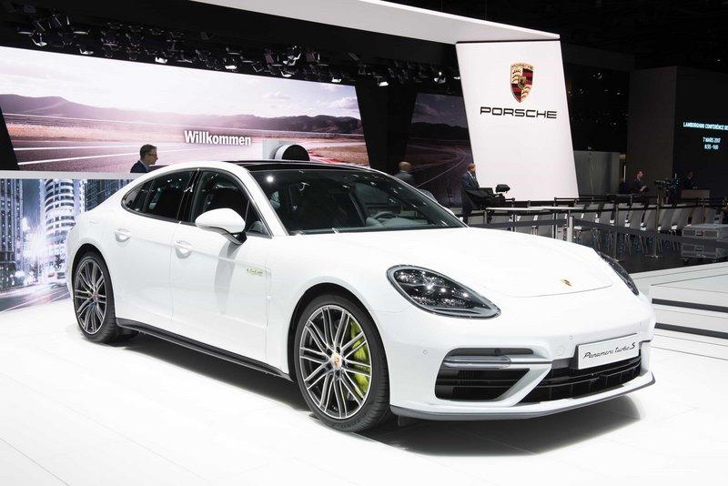 Porsche Panamera Turbo S E-Hybrid / © gims.swiss