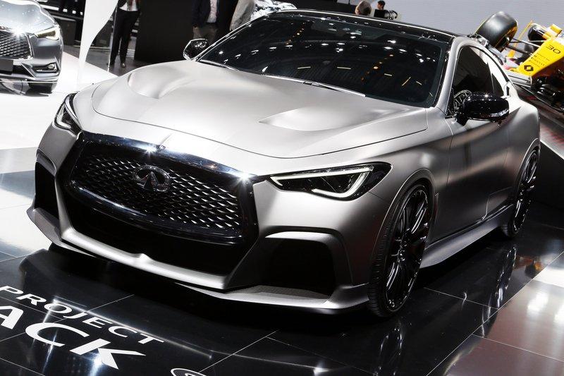 Infiniti Q60 Project Black S Concept