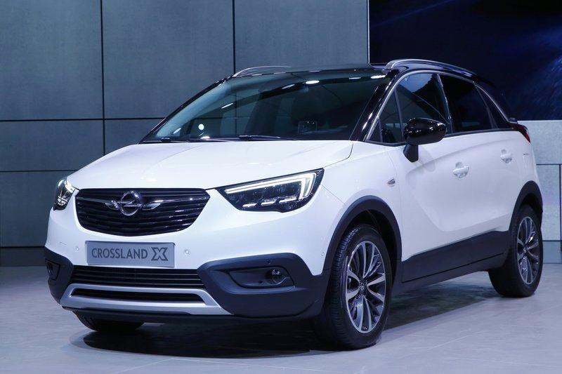 Opel Crossland X / Reuters