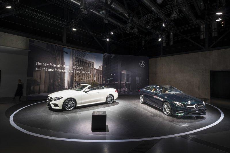 Mercedes E-Class Cabriolet / Daimler