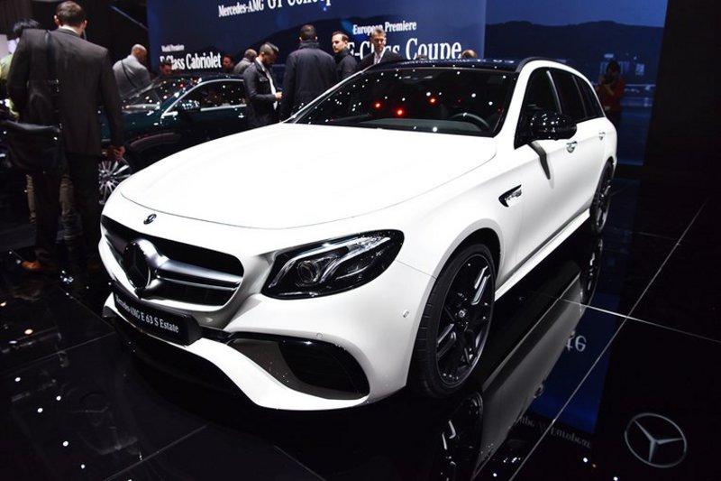 Mercedes-AMG E63S 4Matic / © gims.swiss