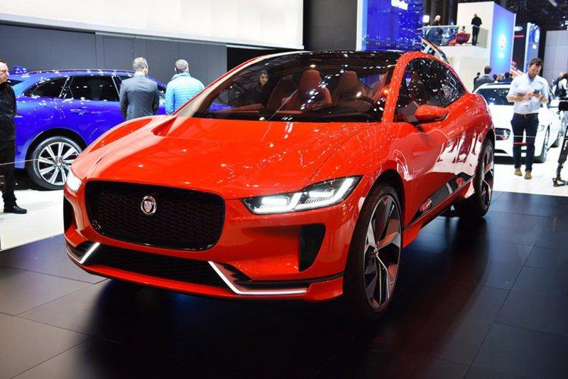 Jaguar i-Pace Concept / © gims.swiss