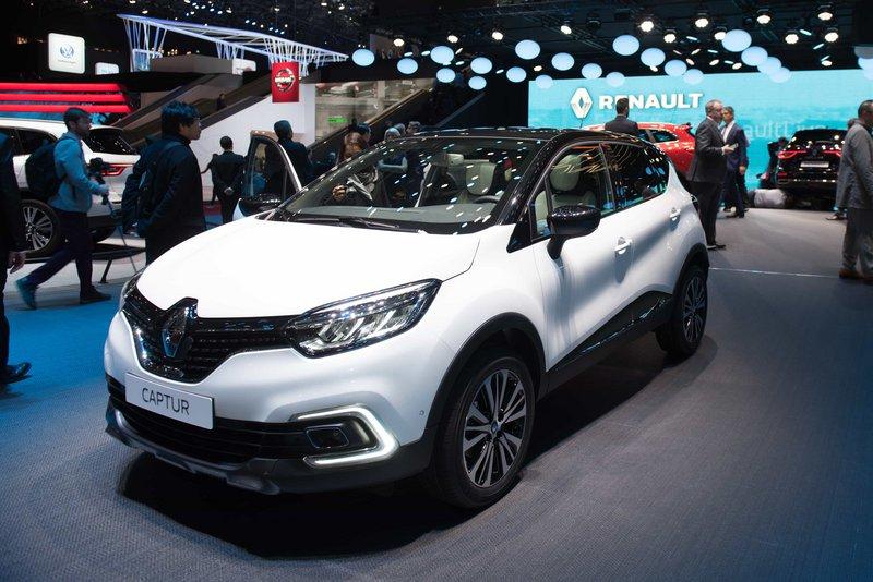 Renault Captur / © gims.swiss