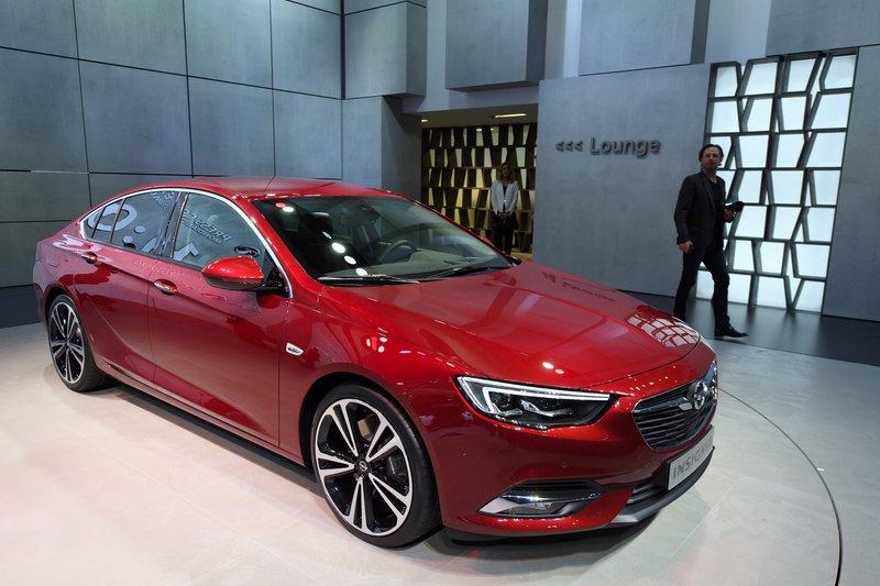 Opel Insignia Grand Sport / AP