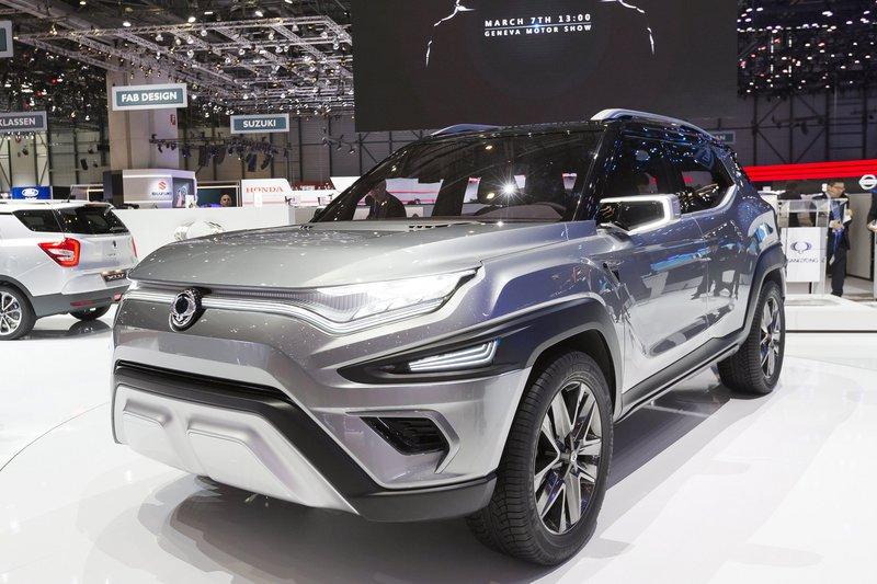 SsangYong XAL-V Concept