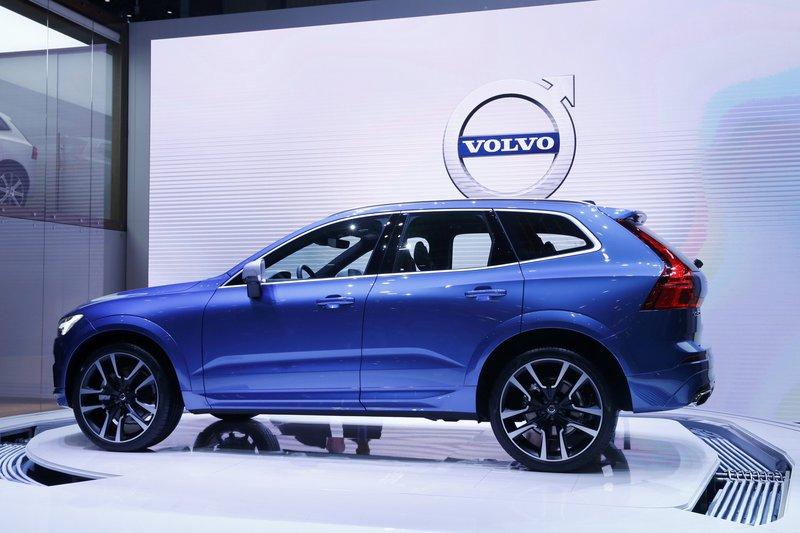 Volvo XC60 / Reuters