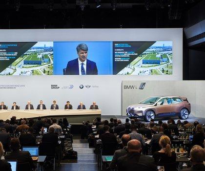 Εξηλεκτρισμός, υπηρεσίες κινητικότητας και επενδύσεις για το BMW Group