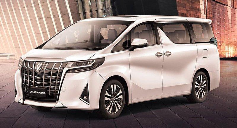 Το Toyota Alphard αποτελεί τη μηχανολογική βάση για το νέο Lexus LM.