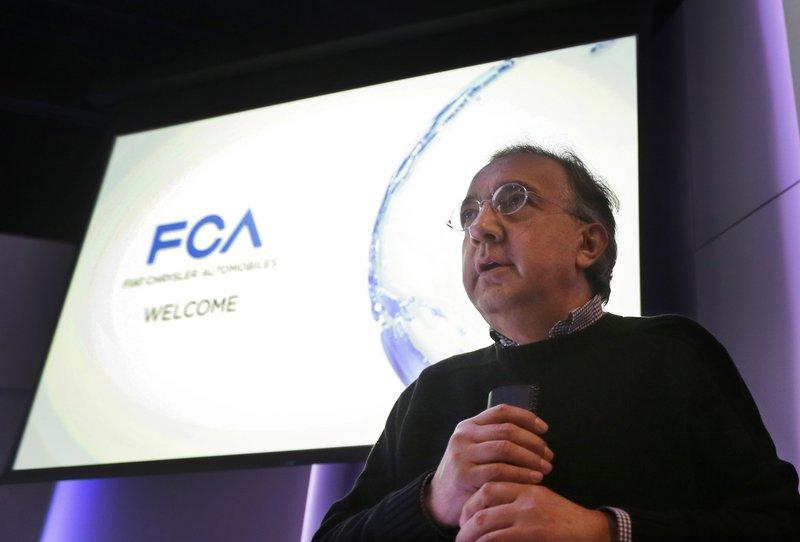 Sergio Marchionne (FCA CEO)