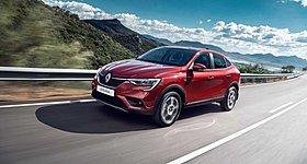 Renault Arkana: Από τη Ρωσία με αγάπη