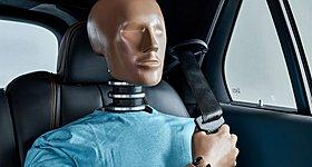 H Mercedes εξελίσσει θερμαινόμενες ζώνες ασφαλείας