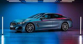 Αυτή είναι η νέα BMW Σειρά 8 Gran Coupe