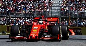 Η Ferrari θα ζητήσει επανεξέταση της ποινής του Vettel