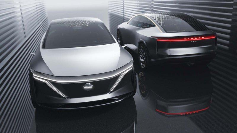 To concpet Nissan IMs που δείχνει το μέλλον...