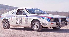 Μια ξεχωριστή Lancia Beta Montecarlo