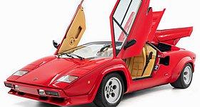 Πωλείται μία Lamborghini Countach με πολύ μεγάλο... ειδικό βάρος!