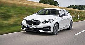 Aποστολή στην Γερμανία: Οδηγούμε τη νέα BMW Σειρά 1