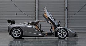 Ενδιαφέρεστε για μια McLaren F1;