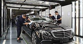 H BAIC επενδύει περισσότερο στην Daimler AG