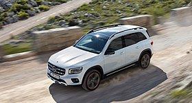 Η Mercedes εξελίσσει την EQB που θα κυκλοφορήσει του χρόνου