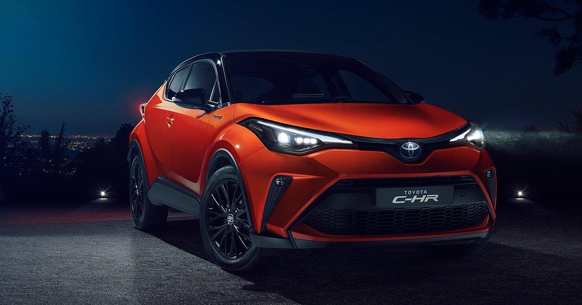 Αυτή είναι η νέα δίλιτρη υβριδική έκδοση του Toyota C-HR (ΦΩΤΟ)