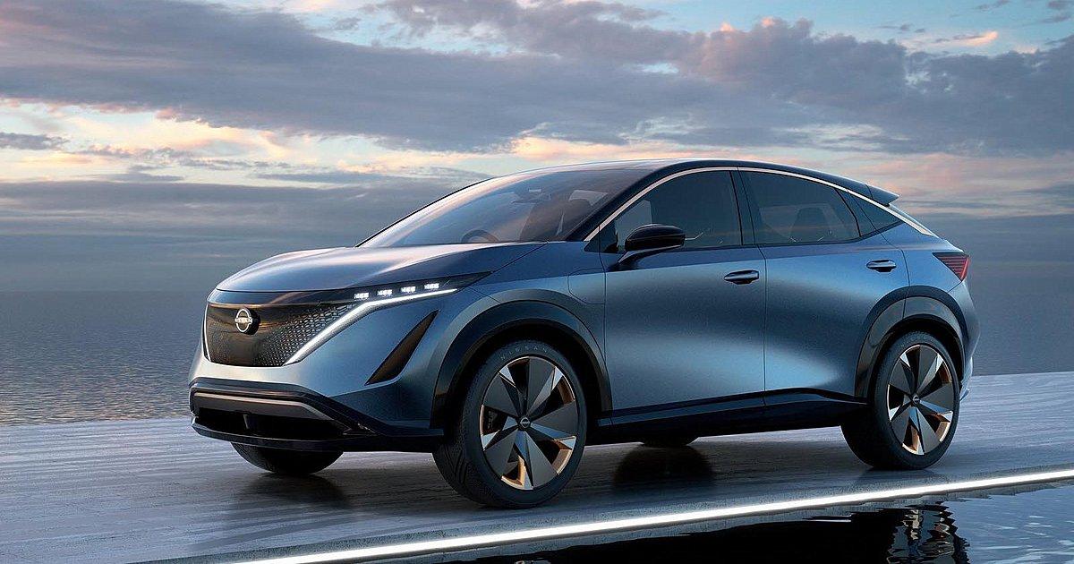 Το Ariya φέρνει τη νέα εποχή της Nissan (ΦΩΤΟ)