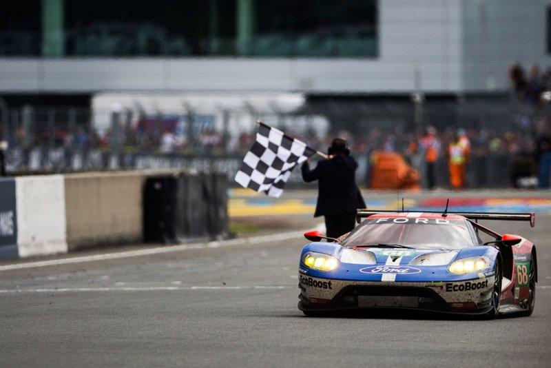 H αναβίωση του Ford GT ήρθε με νίκη στο Le Mans πενήντα χρόνια αργότερα.