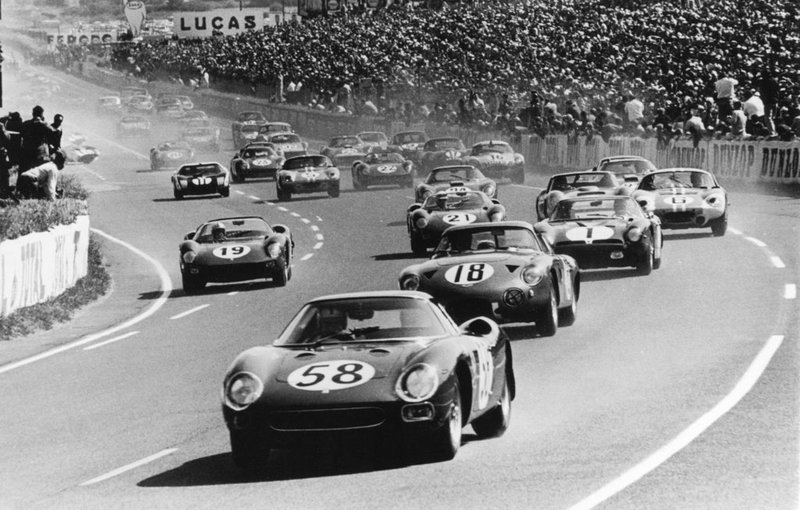 O αγώνας 24 Hours of Le Mans του 1964