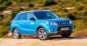 Η Suzuki προσθέτει mild υβριδικά συστήματα στα αυτοκίνητά της