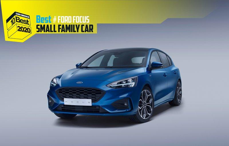 «Αν το ζητούμενο είναι η λειτουργικότητα αλλά και η συμμετοχικότητα που προσφέρει το αριστοτεχνικά ζυγισμένο πλαίσιο της τέταρτης κατά σειρά γενιάς του Focus, τότε το δημοφιλές Ford έχει τον πρώτο λόγο». Τ. 347