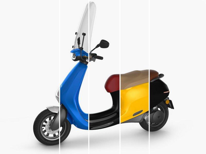 Το Bolt AppScooter