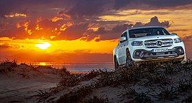 Δοκιμάζουμε τη Mercedes-Benz X-Class Rock Εdition 250d 4Matic