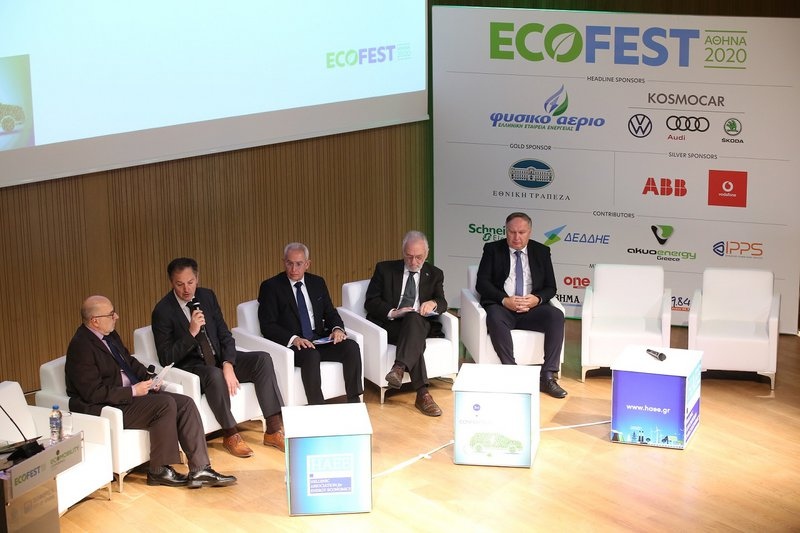 O κ. Νίκος Μαρτίνος, Group PR Manager της Kosmocar, αναφέρθηκε μεταξύ άλλων στην αναγκαιότητα επιτάχυνσης παρουσίασης κινήτρων και της ανάπτυξης υποδομών στην Ελλάδα,