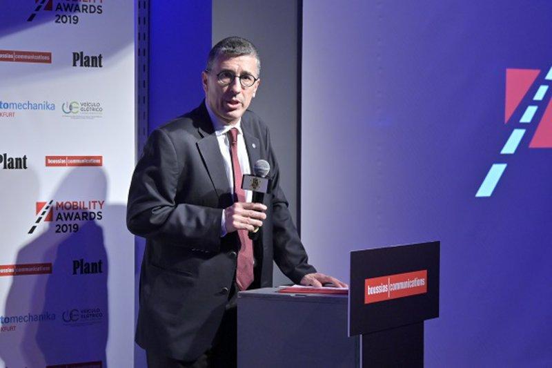 Ο Πρόεδρος της Κριτικής Επιτροπής, κ. Γιώργος Γιαννής.