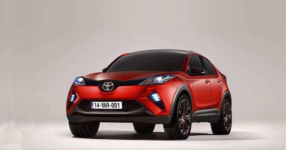 Το 2021 η Toyota Corolla Cross! TOYOTA | ειδησεις | Car